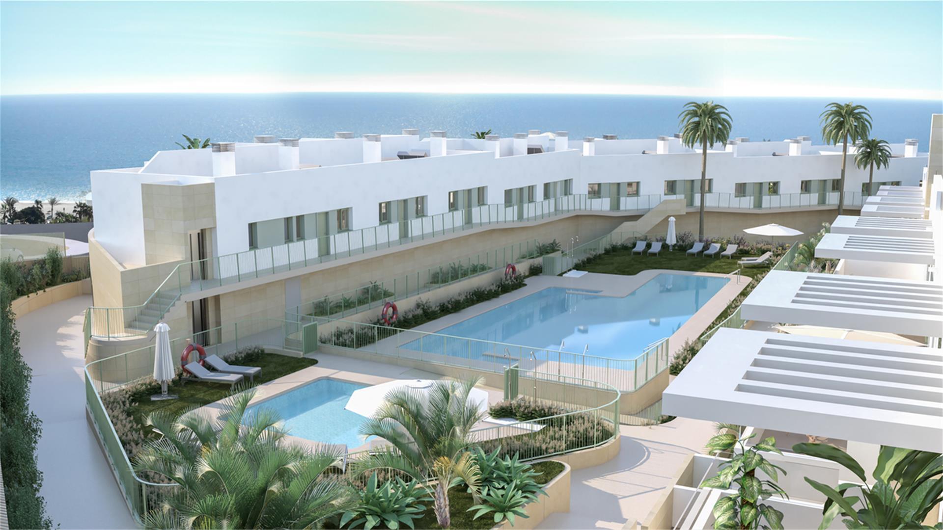 Playa Mojácar -  Costa Almería - C0602
