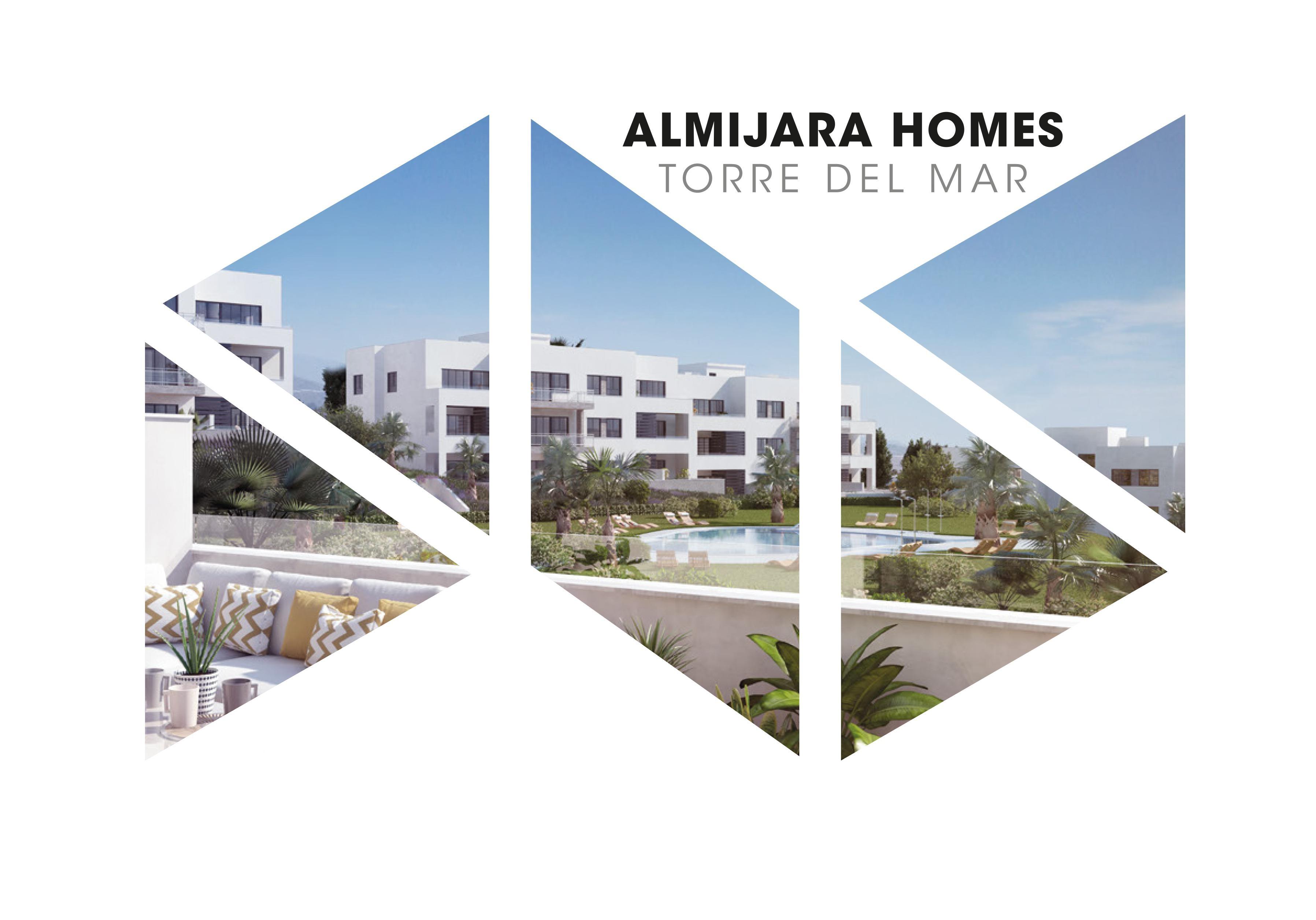Almijara Homes, nieuwbouw Torre del Mar vanaf 180.500 €